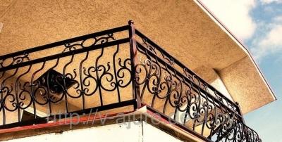 Балконные ограждения Vajure.by