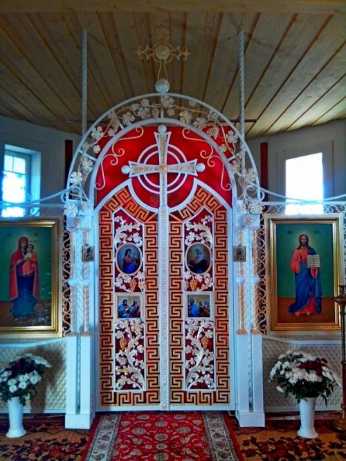 Иконостас кованый №2