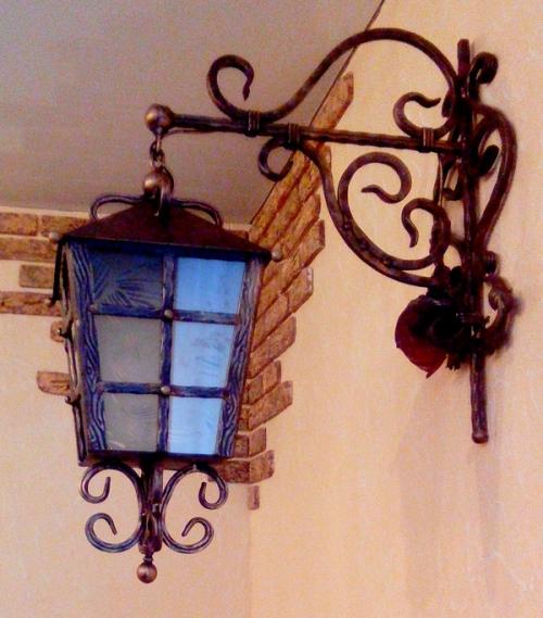 Светильник на стену Бра.