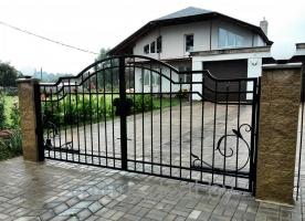 Ворота кованые Vajure.by