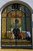 Входные ворота в храм