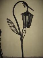 фонарь кованый