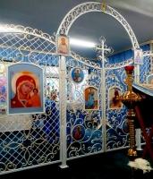 иконостас кованный №1